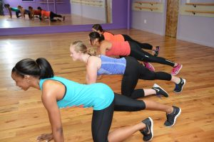 group work out